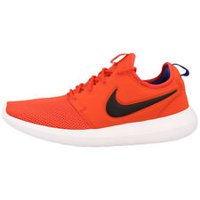 Nike Roshe Dos Zapatillas Hombrs Running naranja black 844656-800 Run One