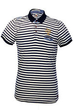 NO EXCESS polo homme - Polo homme manche courte - polo fin de collection
