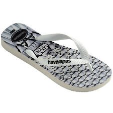 Havaianas Star Wars Chanclas de dedo Sandalia Blanco 4135185.0198 DARTH
