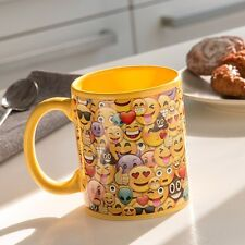 TAZZA COLLAGE EMOTICON FINO A 900 ML IN IDVERSE DIMENSIONI