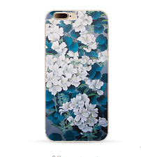Kavacha Fashion Flowers case Colorful big Flowers Soft TPU case For iPhone 7
