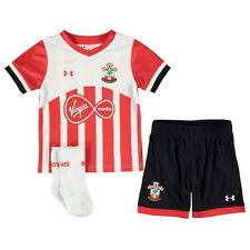 Genuine Under Armour Kid's Southampton Home Kit 2016- 2017, Size: 3 Years