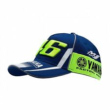 2017 Official Valentino Rossi VR46 Dual Yamaha Gorra - YDMCA 272909