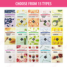 Etude House 0.2 mm Therapy Air Mask 15 Types Korean Sheet Mask