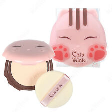 Tony Moly Cats Wink Clear Pact 11g - 2 Colours