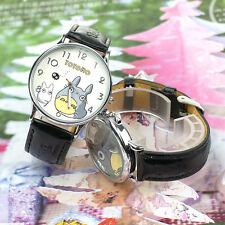 Studio Ghibli MY NEIGHBOR TOTORO Neighbour Deluxe Anime Wrist Watch in GIFT BOX!