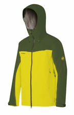 MAMMUT giacca CRATER JKT GIACCA LIMEADE SEAWEED freeride freestyle sci AI17