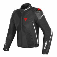 DAINESE SUPER RIDER D-DRY® JACKET Black/White/Red