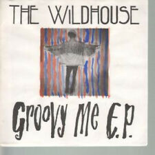 "WILDHOUSE Groovy Me EP 7"" VINYL UK Uh Huh 1988 3 Track EP In Pic Sleeve"
