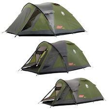 Coleman Darwin Plus Tent 2 3 4 Man Person Tent Camping Extended Porch Dome Tent