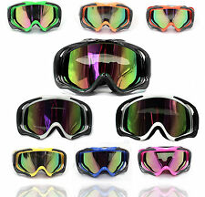 BLACK/BLUE/GREEN/ORANGE/PINK/RED/SILVER/WHITE/YELLOW Adult Goggles - Unisex