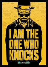 New Breaking Bad I Am The One Who Knocks Giant Poster