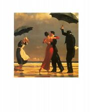 New The Singing Butler Jack Vettriano Print