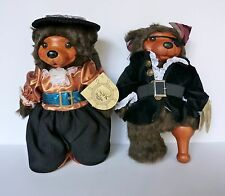 ROBERT RAIKES BEARS PIRATES OF THE PACIFIC BILLY BUCCANNER & M'LADY HONEYPOT