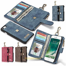 CASEME Phone Cover Wallet for iPhone 8, 8 Plus, 7, 7 Plus, Samsung S7, S7 Edge