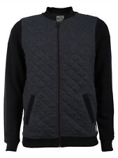 Tom Tailor Denim Herren Jacke Quilted Bomber Sweatjacket