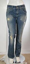 Jeans Donna Pantaloni MET Regular Fit Made in Italy Steil/P SA060 Tg 29