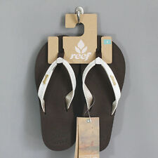 Reef Women's Star Cushion Sassy Sandals Brown / White