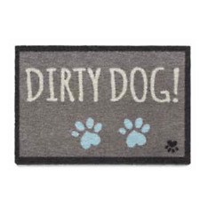 Tappeto per cani dirty dog