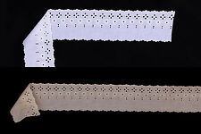 Coton Poulet Broderie Broderie Anglaise Dentelle Ruban 110mm Large M13734