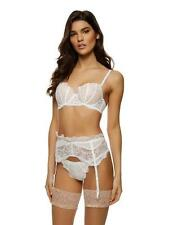Ann Summers Penny Waspie, Ivory, Sizes S,M,L