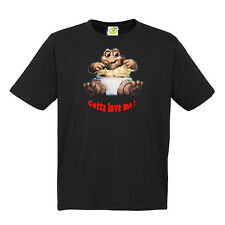 DINOSAURS 90'S TV , BABY SINCLAIR GOTTA LOVE ME ! , RETRO T SHIRT , NEW, KIDS