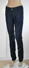 Jeans Donna Pantaloni MET Regular Fit Made in Italy New Ledy SA069 Tg 25 27