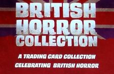 British Horror Collection Autograph Selection Preview Pack Exclusive Unstoppable