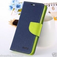 """Universal High quality wallet style flip back cover case for 5"""" size phones"""