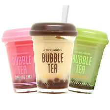 Etude House Bubble Tea Sleeping Pack 100g All 3 Types UK Seller