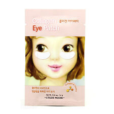 Etude House Collagen Eye Patch x2 Patches Per Pack 100% Genuine Korean Import