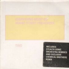 MANIC STREET PREACHERS Everything Must Go CD Austrian Epic 1996 4 Track Part 2