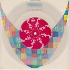 "SPIRITUALIZED Smile 7"" VINYL UK Dedicated 1991 Limited Edition Clear Vinyl"