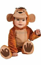 SALE Kids Zoo Animal Funny Cute N Cuddly Funky Monkey Fancy Dress Costume Outfit