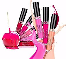 NYC Expert Last Lip Lacquer Lip Gloss 8 Sexy Shades to Choose From New Sealed