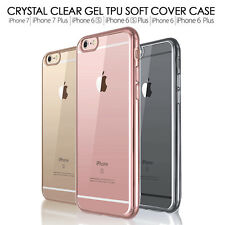 TPU Metallic Case Crystal Cover for iPhone 7/7+/6/6+