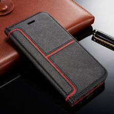 Magnetic Flip Stand Cover Wallet Leather Case For Samsung Galaxy S8 S7 edge s6