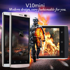 V10mini Dual SIM Card Dual Standby 4.5 Inch 480X854 Touch Screen Smart Phone WE