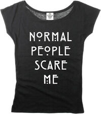 American Horror Story NORMAL PEOPLE SCARE ME U-Boot SHIRT