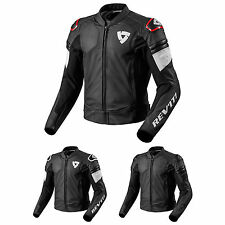 REV'IT! Akira pelle sportivo da gara moto motocicletta GIACCA REV IT REVIT