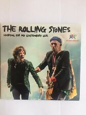 THE Rolling Stones ‎– Looking For My Glastonbury Girl  double cd.
