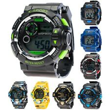 BOLF Herren Armbanduhr Uhr Analog Digital Wasserdicht Watch Camo Mix 1M5 Sport