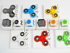 Fidget Spinner and Fidget Cube Twin Pack (Price is for both) ADD & ADHD Toy