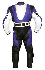 MotoGp Motorbike Leather Suit Racing Motorcycle Cowhide Leather Suit All Size