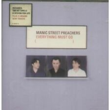 MANIC STREET PREACHERS Everything Must Go CD UK Epic 1996 12 Track (4839302)