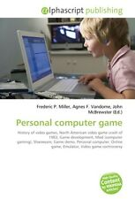 Personal computer game   Frederic P. Miller    9786130075033