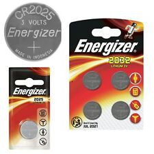 ENERGIZER Litio LD CR 2032 3V 4 pz. BP, Pile Bottone Litio 3v CR2025 1er BP