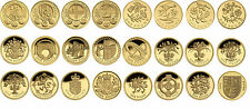 One Pound Coins £1 Rare Collectable British Coin Hunt*1983-2015*Coin Collecting