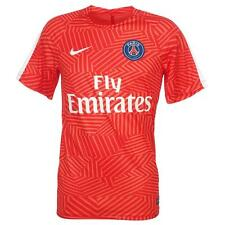 Maillot de football Nike Psg maillot dry top Rouge 30782 - Neuf