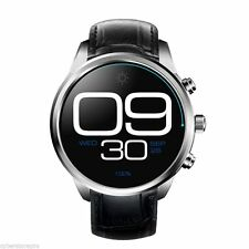 FINOW X5 3G Smartwatch Phone Round Dial Android Dual Core 512MB RAM 4GB ROM